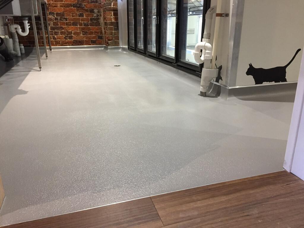 Epoxy Flooring Sunshine Coast Floor Illusions